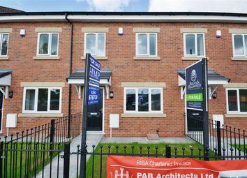 Thumbnail 3 bed town house for sale in Warrington Road, Platt Bridge, Wigan