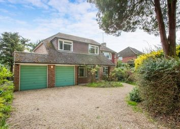 Thumbnail 4 bed detached house for sale in Pyrford, Surrey