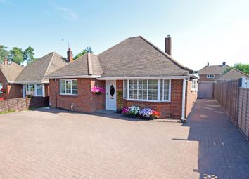 Reading Road South, Church Crookham, Fleet GU52. 3 bed detached bungalow