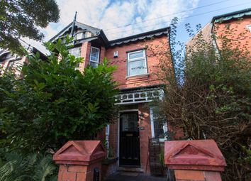 Thumbnail 3 bed semi-detached house for sale in Old Trafford, Manchester
