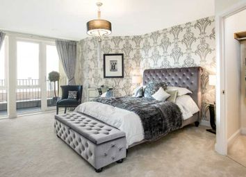 Thumbnail 1 bed flat for sale in Station Parade, Virginia Water