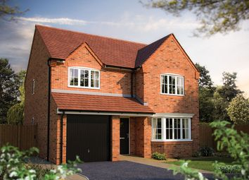 "Thumbnail 4 bed detached house for sale in ""The Winsford"" at Trentlea Way, Sandbach"