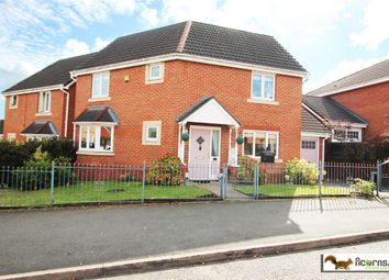 Thumbnail 3 bedroom detached house for sale in Thornbury Road, Walsall
