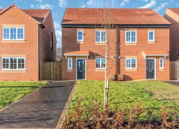 Thumbnail 4 bedroom semi-detached house for sale in Ridge Balk Lane, Woodlands, Doncaster