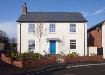 Thumbnail 4 bedroom detached house for sale in Morrison Avenue, Tisbury, Salisbury