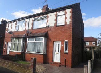 Thumbnail 3 bedroom semi-detached house for sale in Welbeck Road, Stockport