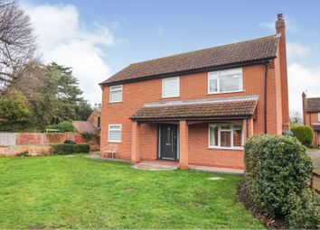 4 bed detached house for sale in Pacey Close, Swinderby, Lincoln LN6