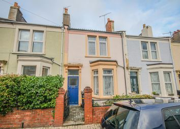Thumbnail 3 bedroom terraced house for sale in Merrywood Road, Southville, Bristol