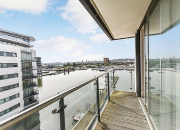 Thumbnail 1 bed flat for sale in The Galley, 3 Basin Approach, London