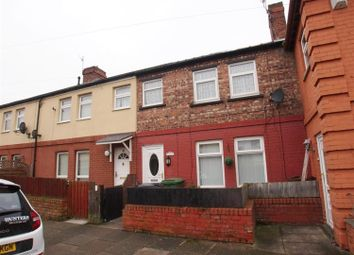Thumbnail 3 bed terraced house to rent in Gamlin Street, Birkenhead
