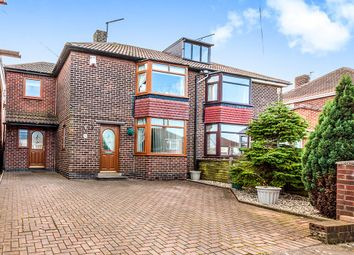 Thumbnail 3 bed semi-detached house for sale in Leedham Road, Rotherham