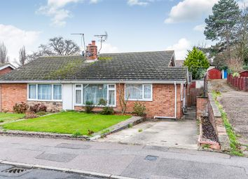 Thumbnail 2 bedroom semi-detached bungalow for sale in Sleigh Road, Sturry, Canterbury
