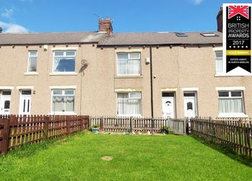 Thumbnail 2 bed terraced house for sale in Edwina Gardens, North Shields