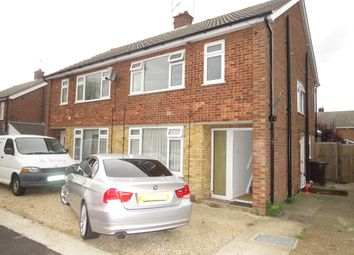 Thumbnail 1 bed flat to rent in Fircroft Road, Ipswich