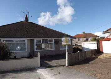 Thumbnail 2 bed bungalow for sale in Newlands Road, Morecambe, Lancashire, United Kingdom