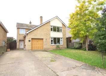 Thumbnail 3 bed detached house for sale in Hoof Close, Littleport, Ely