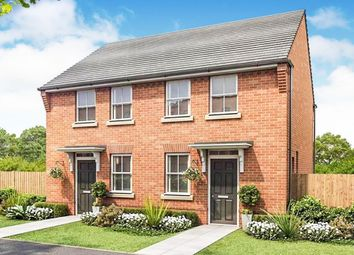 Thumbnail 2 bed semi-detached house for sale in Old Derby Road, Ashbourne