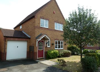 Thumbnail Detached house for sale in Durham Close, Fazeley, Tamworth.