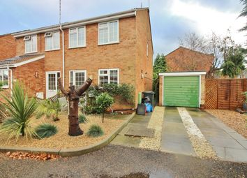Thumbnail 2 bed semi-detached house for sale in Wincote Close, Kenilworth
