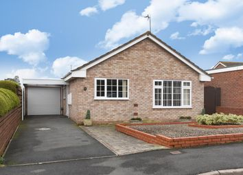 Thumbnail 2 bedroom detached bungalow for sale in Leominster, Herefordshire