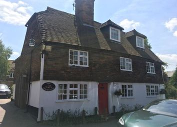 Thumbnail 4 bed cottage to rent in West Road, Goudhurst, Kent