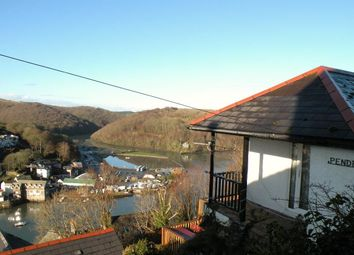 Thumbnail 2 bed terraced house to rent in Pendrim Road, East Looe, Looe