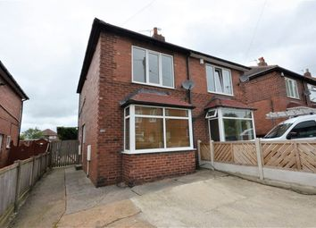Thumbnail 2 bed semi-detached house to rent in New Wellgate, Glasshoughton, Castleford