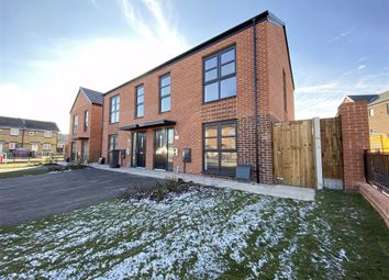 Thumbnail 2 bed semi-detached house to rent in Bourdon Street, Miles Platting, Manchester