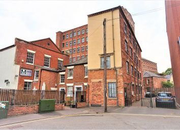 Thumbnail 1 bed flat for sale in 68 Lodge Lane, Derby