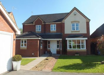 Thumbnail 4 bed detached house for sale in Blackbird Way, Packmoor, Stoke-On-Trent
