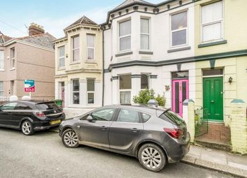 Thumbnail 4 bed terraced house for sale in Peverell, Plymouth, Devon