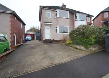 Thumbnail 2 bed semi-detached house to rent in Rowdale Crescent, Sheffield