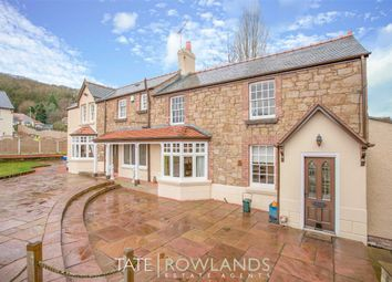 Thumbnail 4 bed detached house for sale in Underwood, Brynford Street, Holywell