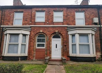 Thumbnail 2 bed flat to rent in 38 Bank Road, Bootle