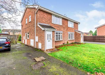 Thumbnail 1 bed flat for sale in Worcester Grove, Perton, Wolverhampton, Staffordshire