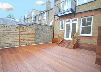 Thumbnail 2 bed flat for sale in Garfield Road, Twickenham