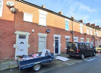 3 bed terraced house for sale in Salisbury Road, Preston, Lancashire PR1