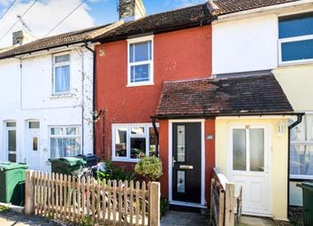 Thumbnail 2 bed terraced house for sale in Providence Street, Ashford, Kent, England