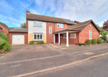 5 bed detached house for sale in St. Leonards Way, Hornchurch RM11