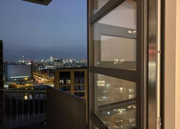 Thumbnail 1 bedroom flat for sale in Dawsonne House, Canary Wharf, London