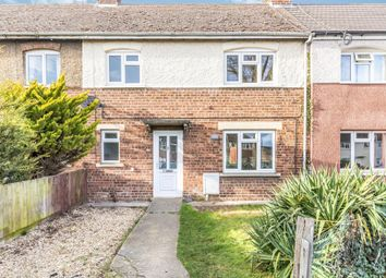 Thumbnail 2 bed terraced house to rent in Cornwall Road, Stamford