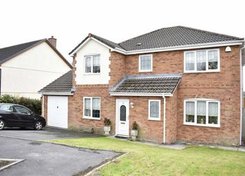 Thumbnail 4 bed detached house for sale in Brownhills, Gorseinon, Swansea