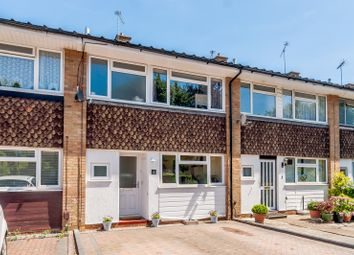 Thumbnail 3 bed terraced house for sale in Burn Close, Addlestone