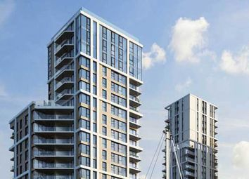 Thumbnail 2 bed flat for sale in The Lighterman, Greenwich Peninsula, Lower Riverside, London