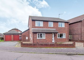 Thumbnail 4 bed detached house for sale in Oasthouse Way, Ramsey, Huntingdon