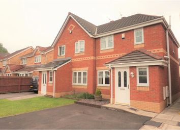Thumbnail 3 bed semi-detached house for sale in Avington Close, Liverpool