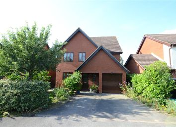 Thumbnail 4 bed detached house for sale in Surrey Court, Warfield, Bracknell