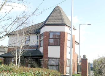 Thumbnail 2 bed flat to rent in Hardwick Court, Heath St, Tamworth, Staffordshire