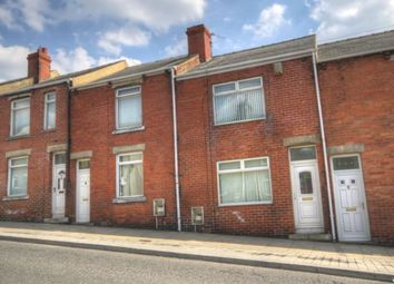 Thumbnail 3 bed terraced house for sale in Flass Terrace, Ushaw Moor, Durham