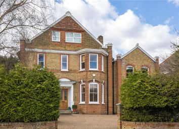 Thumbnail 8 bed detached house for sale in Oakleigh Park South, Whetstone, London